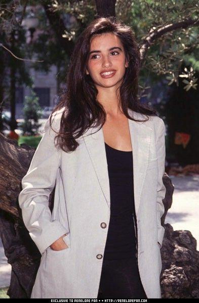Penelope Cruz, 1993 | Idées De Personnage | Pinterest ...