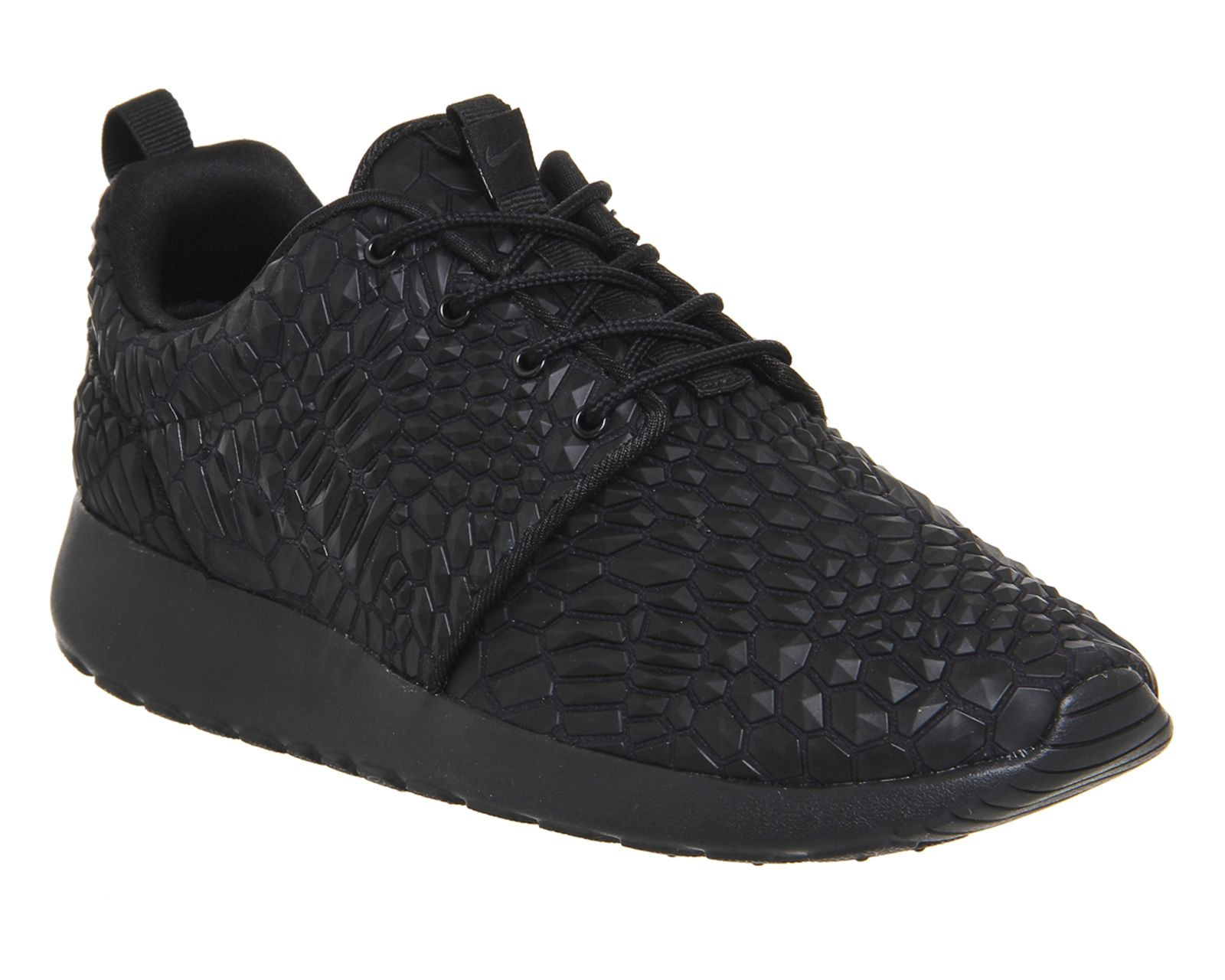 Triple Black Dmb Nike Roshe Run From Office Co Uk