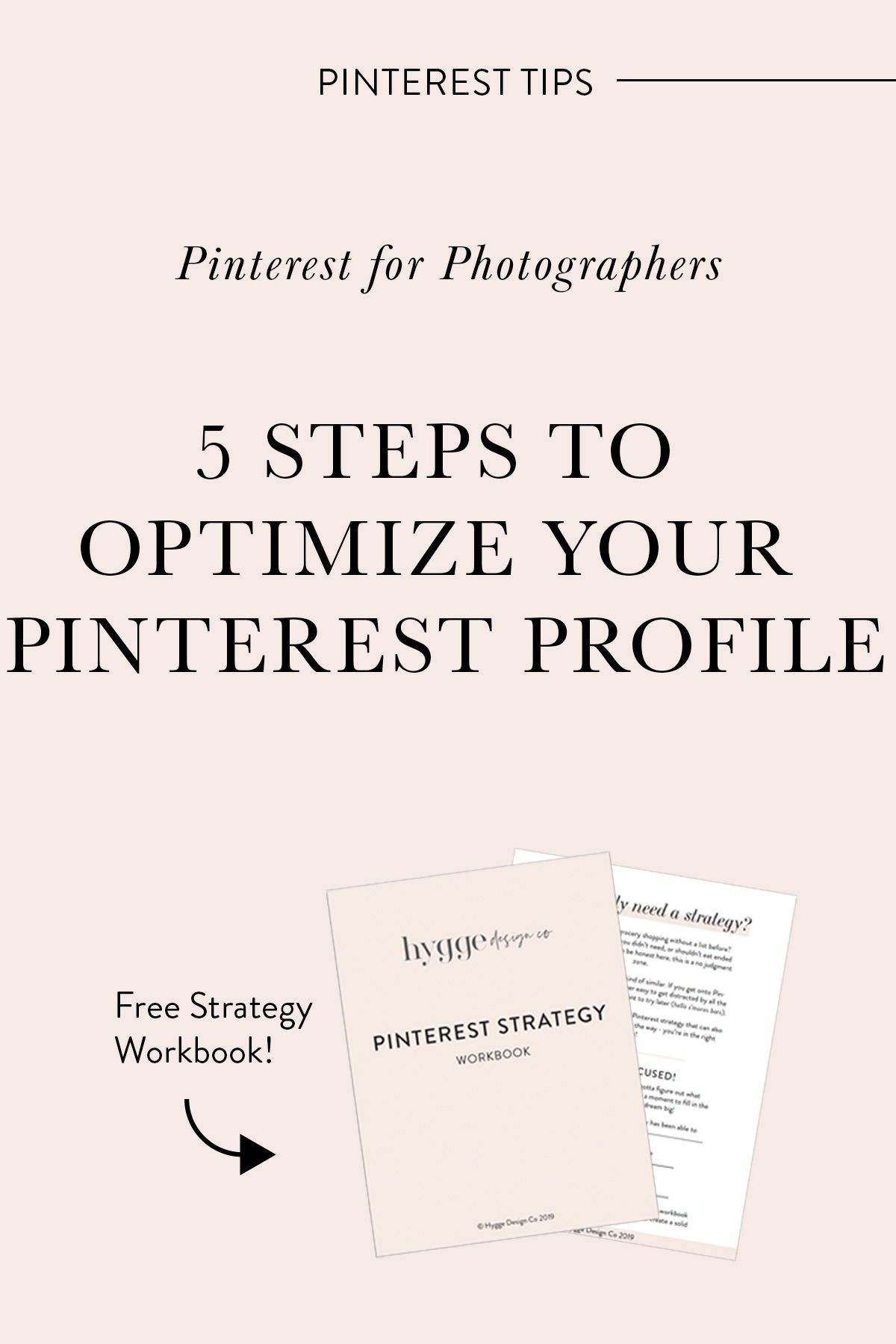 5 Steps to Optimizing your Pinterest Profile | Pinterest