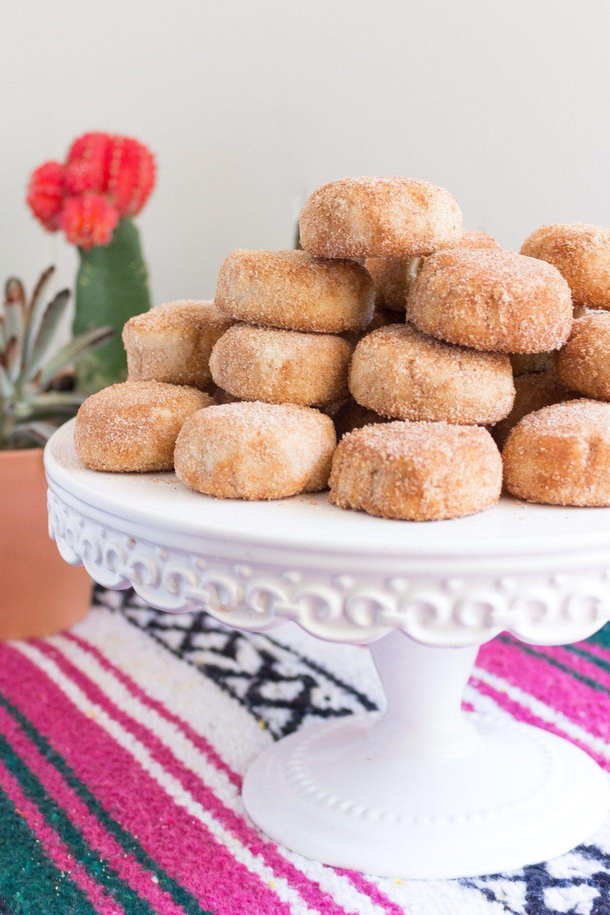 Mexican Shortbread Cookies (Ojarascas) Recipe