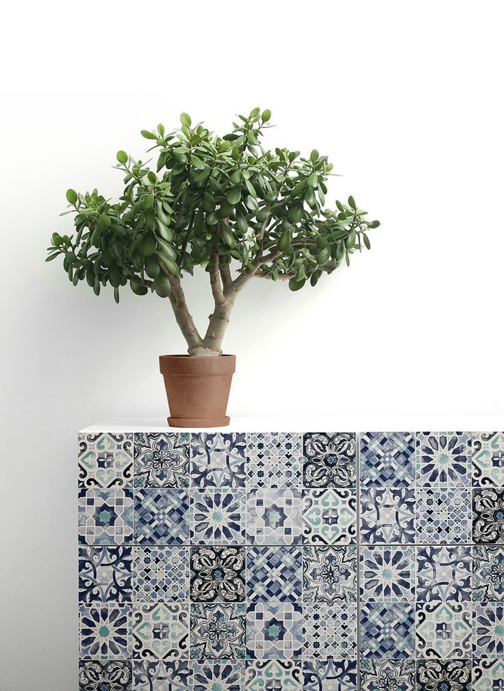 FIRST LOOK Quercus & Co removable wallpaper tiles