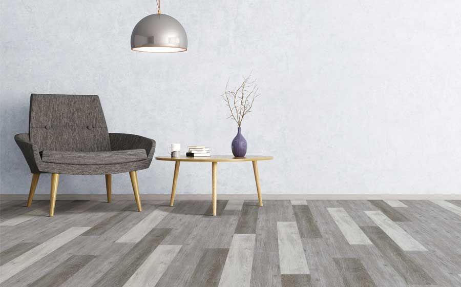 Homecrest Cascade WPC flooring features 100% waterproof