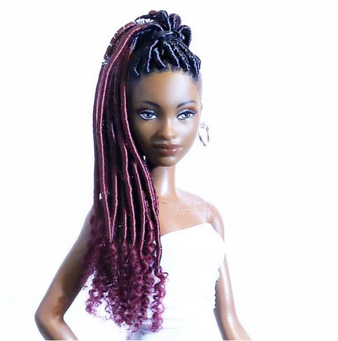 NIP Cornrow Ken Barbie Doll African American Collectible Rare