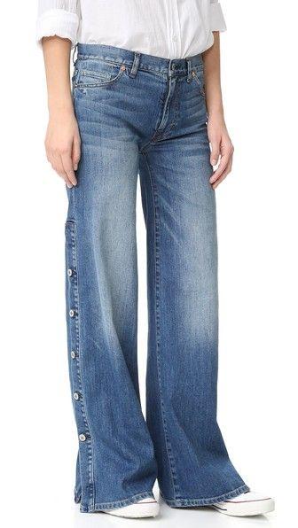 Nili Lotan wide leg jeans New For Sale dIjQps