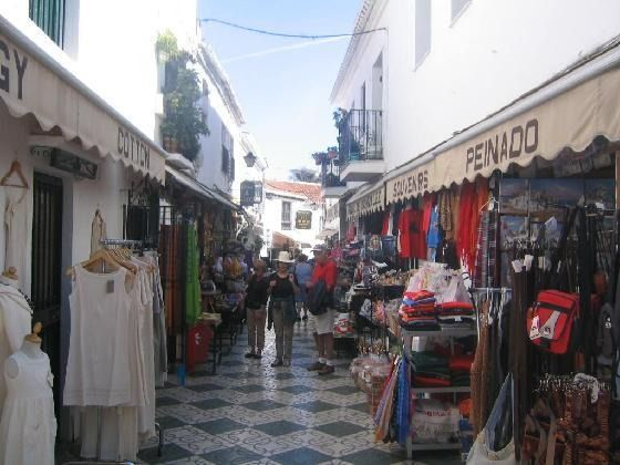 Image result for The shops of mijas