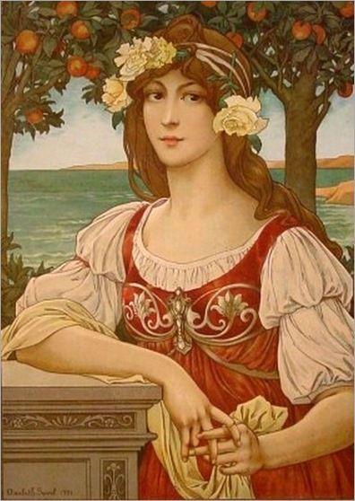 autumn - Elisabeth Sonrel
