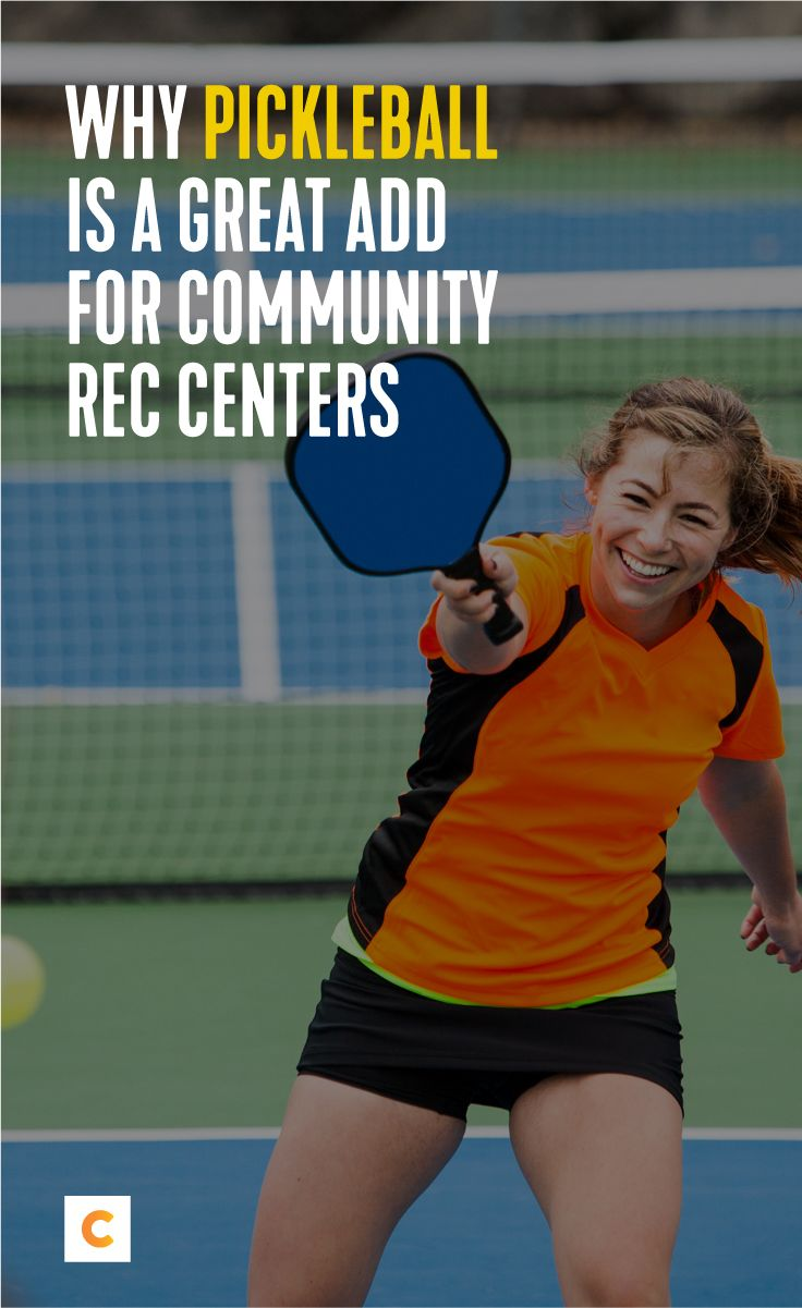 Q&A Why Pickleball is a Great Add for Community Rec