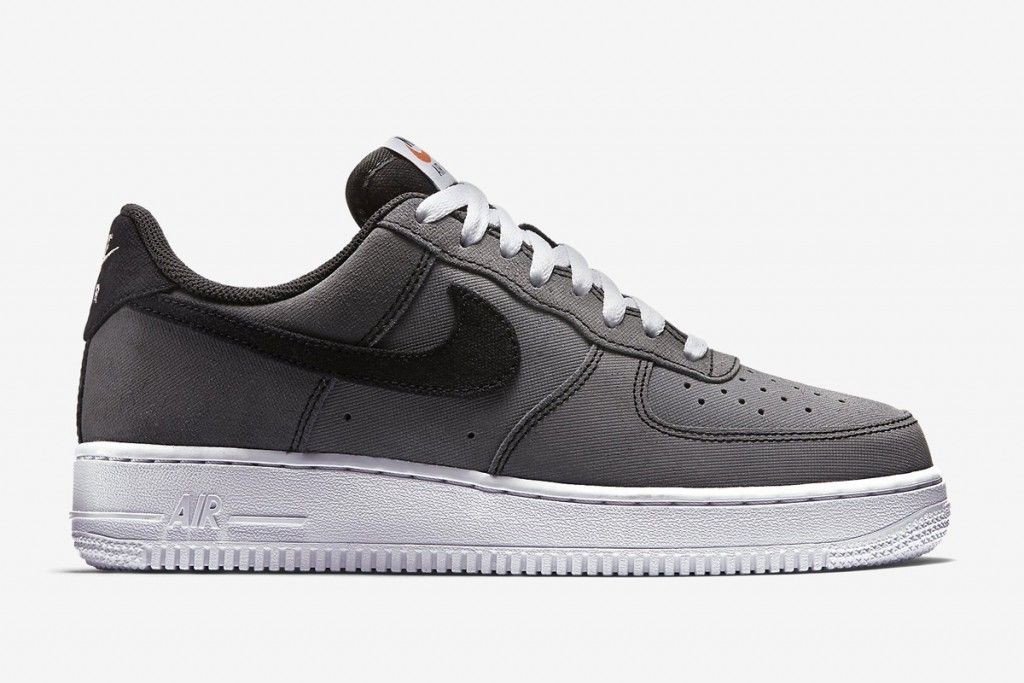 "promo code d0665 a67a1 Nike Air Force 1 Low ""Yacht Club"" (Black   Anthracite)"