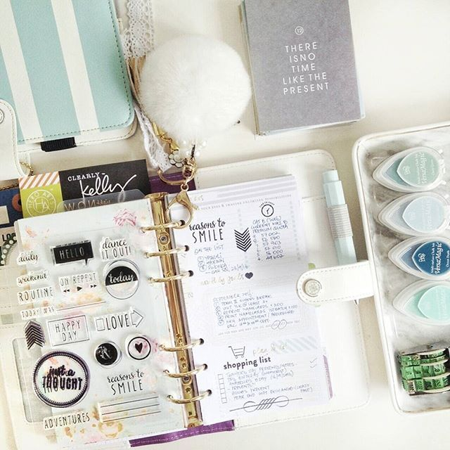 Pin By Webster's Pages On Color Crush Planner Collection
