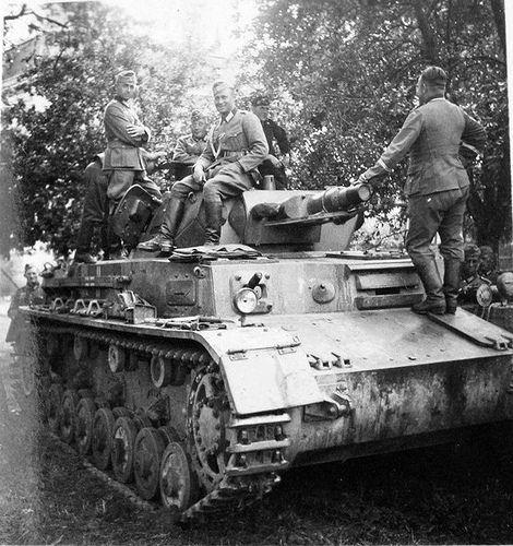 Panzerkampfwagen IV (7,5 cm Kw.K. L/24) Ausf. D (Sd.Kfz. 1… | Flickr