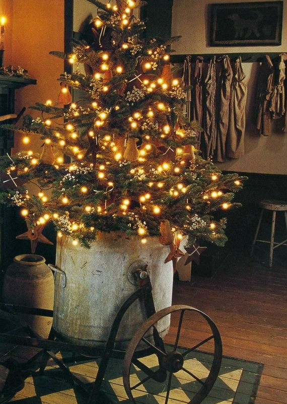 42 Country Christmas Decorations Ideas You Can T Miss Decoration