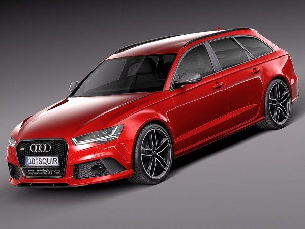 Audi Rs6 Avant Might Launch In India Audi Rs6 Audi Sedan