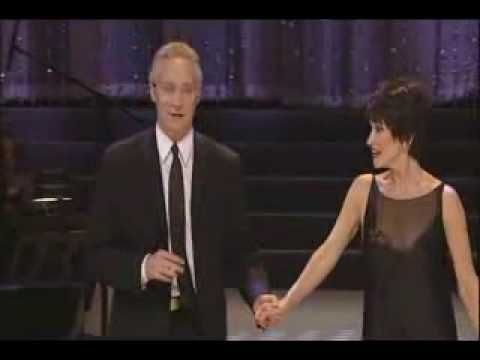 """Watch Chita Rivera (as Rosie) and Brent Spiner (as Albert Peterson) perform """"An English Teacher"""" and """"Rosie"""" from BYE BYE BIRDIE- Chita sounds fantastic in this video."""