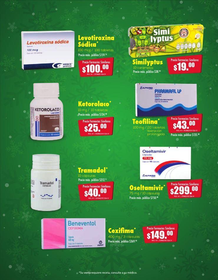 medicamentos para descender de balanza en farmacias similares nuevo
