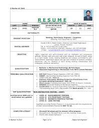 Image Result For Welder Resume Sample Doc