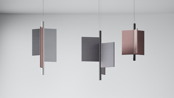 Trypta Suspended Lights From Luceplan