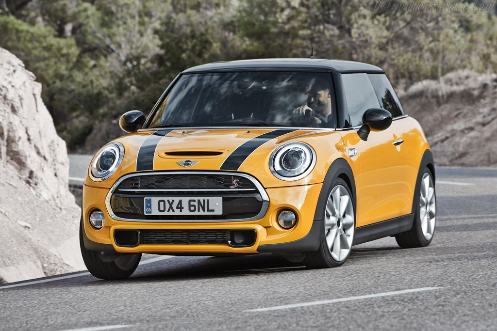 Mini Cooper S Country Of Origin Great Britain Introduced In 2017 Price New 18 650