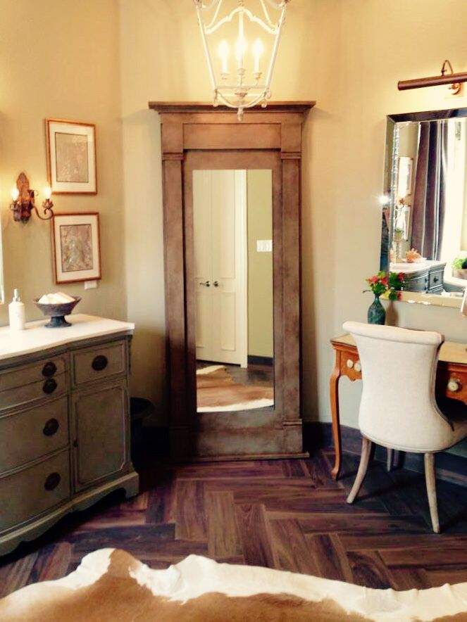 Rustic Elegance Bathroom By Angie Harrison Halo Design