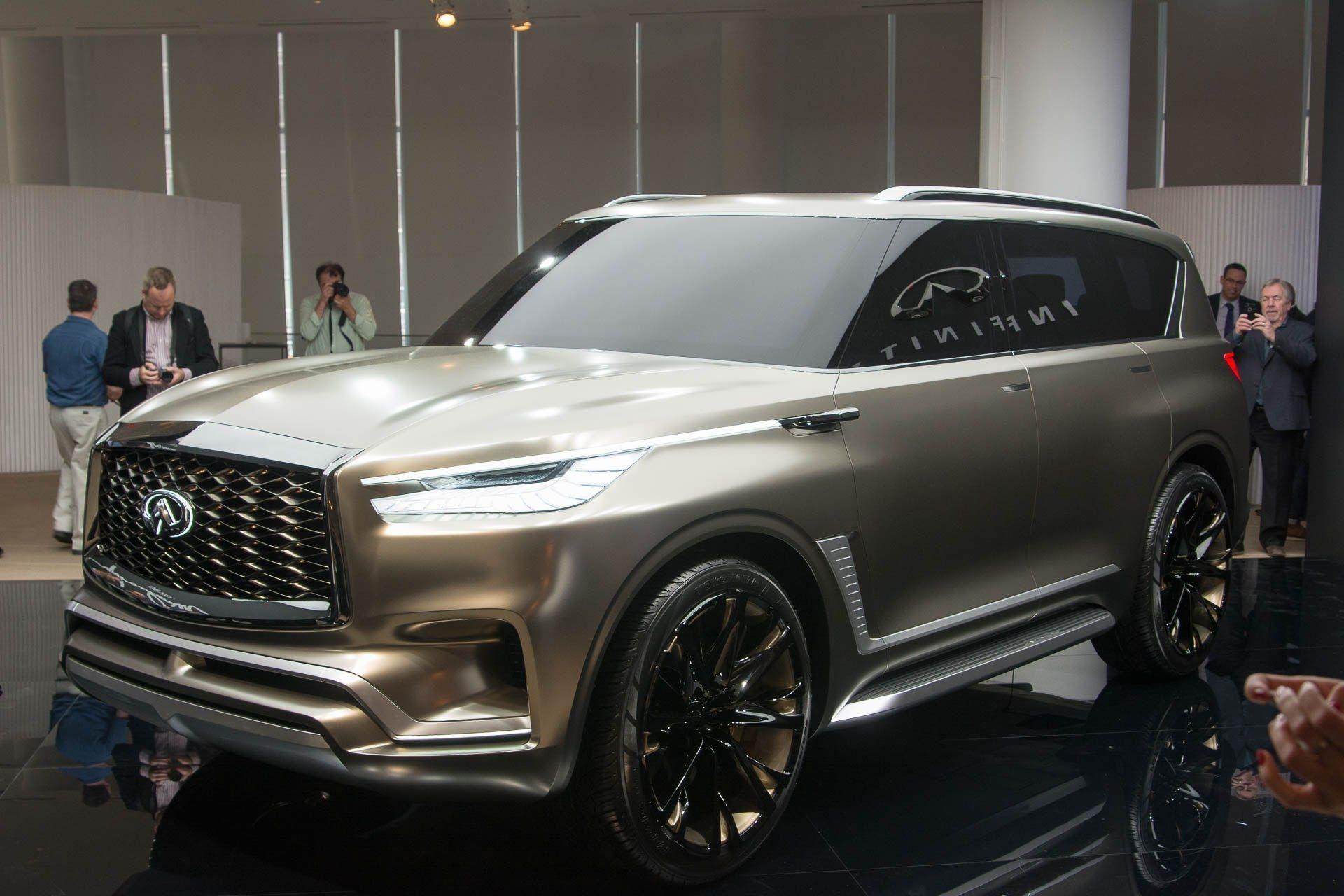 2021 Infiniti Qx60 in 2020 Luxury suv, New infiniti