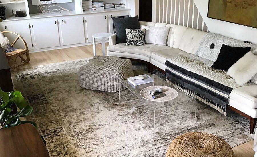 Mistana Brandt Gray Gray Area Rug Reviews Wayfair Area Rugs Grey Area Rug Furniture