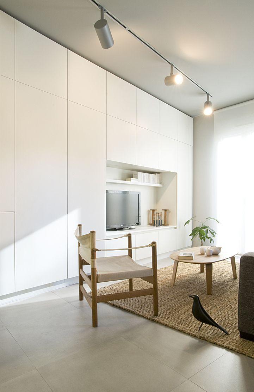 opbergruimte woonkamer  BESTA  Ikea woonkamer