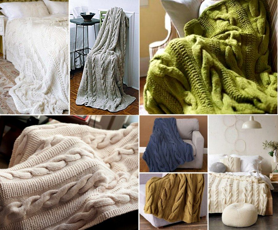 Chunky cable knit throw blanket easy video tutorial cable free chunky cable knit throw blanket easy video tutorial dt1010fo