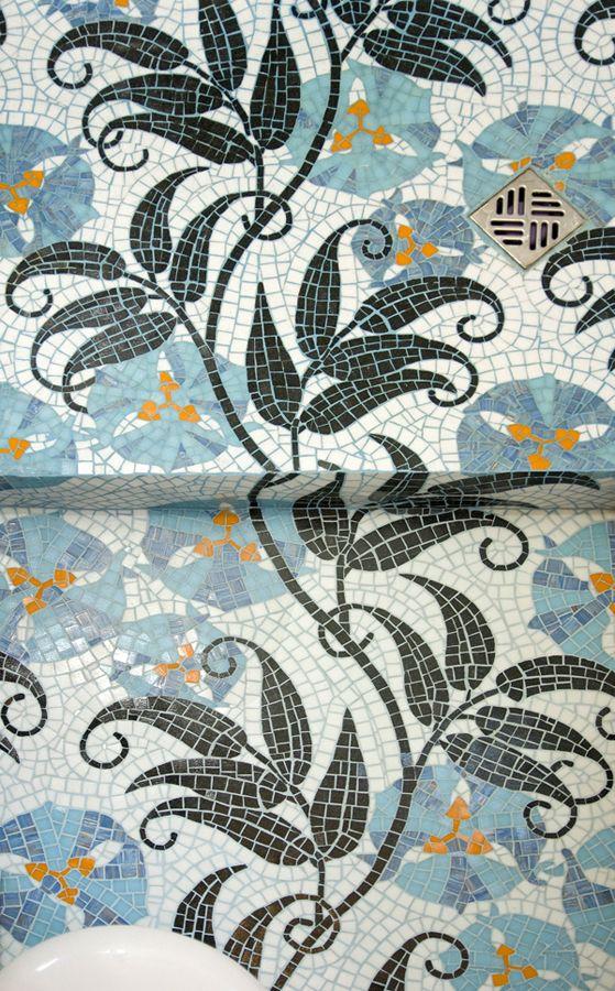 Epingle Par Danicecca Sur Mosaique Art De La Mosaique Carrelage