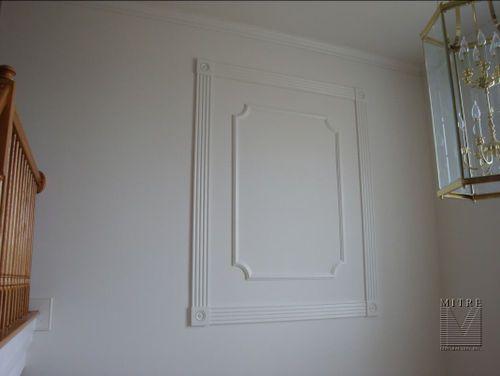 Decorative Wall Moulding Panels