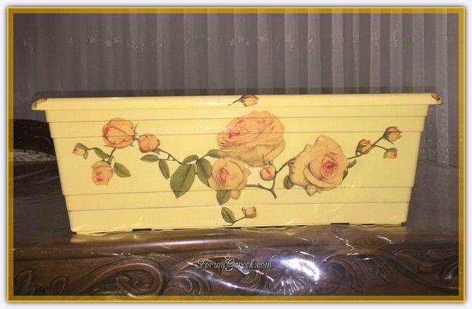 Saksi Boyama Saksi Dekorasyonu Sayfa 8 Forum Gercek Ahsap