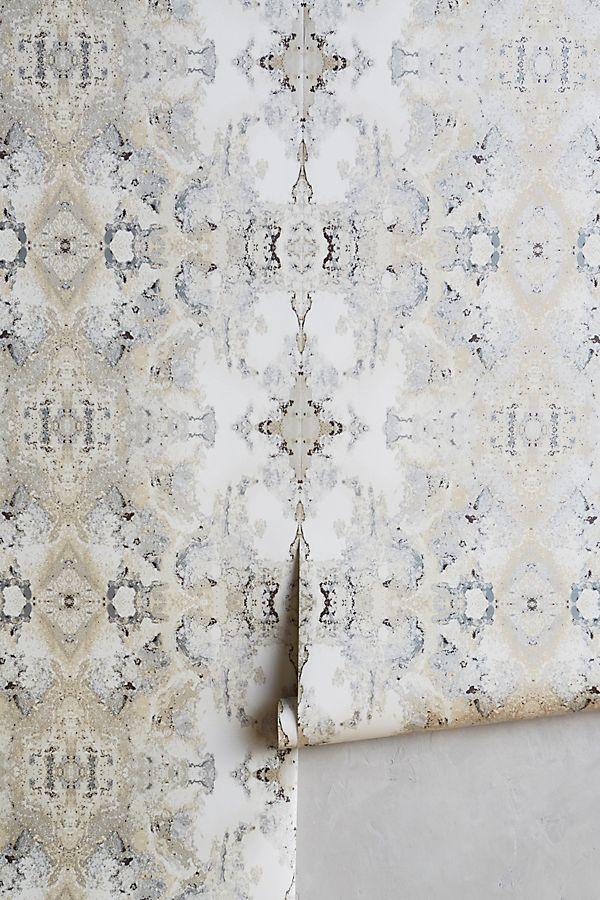 Inner Beauty Wallpaper in 2020 Living room remodel