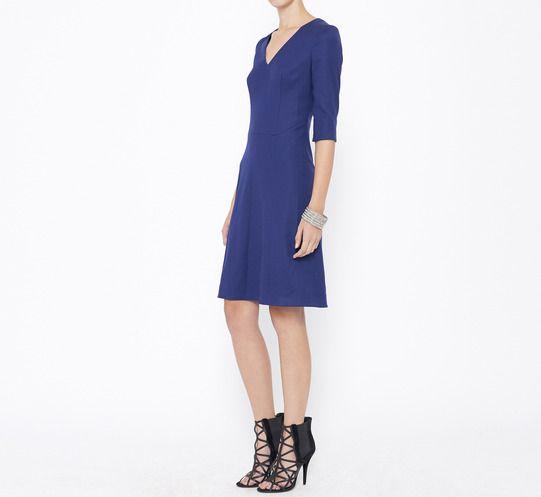 Hugo By Hugo Boss Royal Blue Dress Fashion Dresses Royal Blue Dress