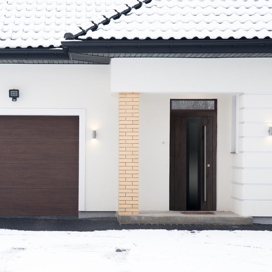 X FAKTOR exclusive external wooden doors