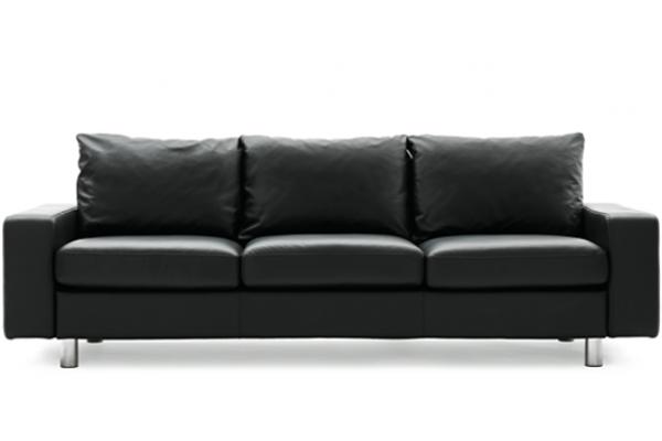 Skandinavia Contemporary Interiors | Stressless E200 With ErgoAdapt Sofa 3  Seater