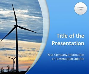 free renewable energy & sustainability powerpoint templates, Presentation templates