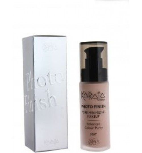 Karaja Photo Finish Makeup Foundation 50 Makeup Foundation Tinted Moisturizer Makeup
