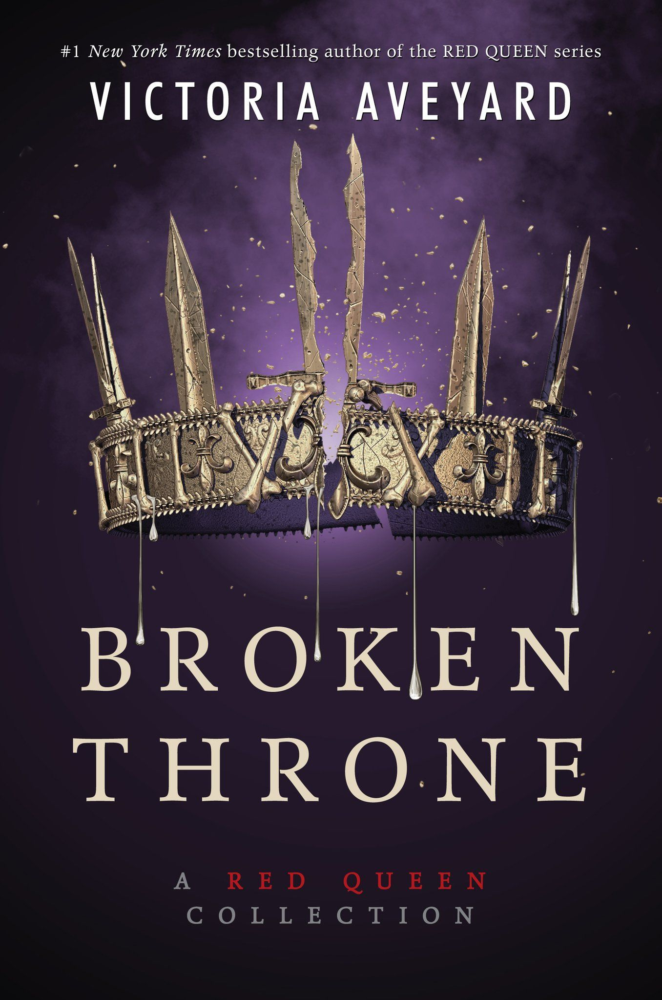 Broken Throne By Victoria Aveyard With Images Red Queen Book
