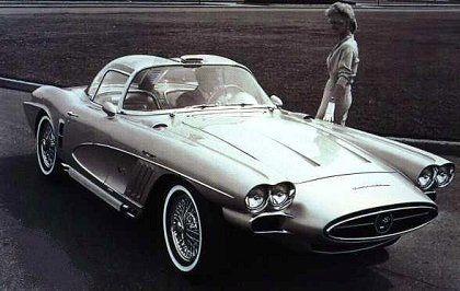 1958 Chevrolet Corvette Xp 700 Concepts Corvette Chevrolet Corvette Retro Cars