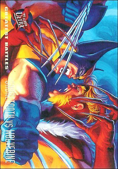 Sabretooth vs Wolverine (95')