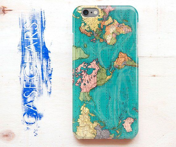 World Map Iphone 6s Case.World Map Phone Case Iphone X Case For Samsung S8 Iphone 8 Case