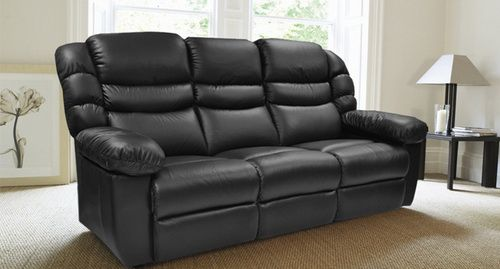 Comfort Lazy Boy Sofa Bed Black Color Sofa Bed Black