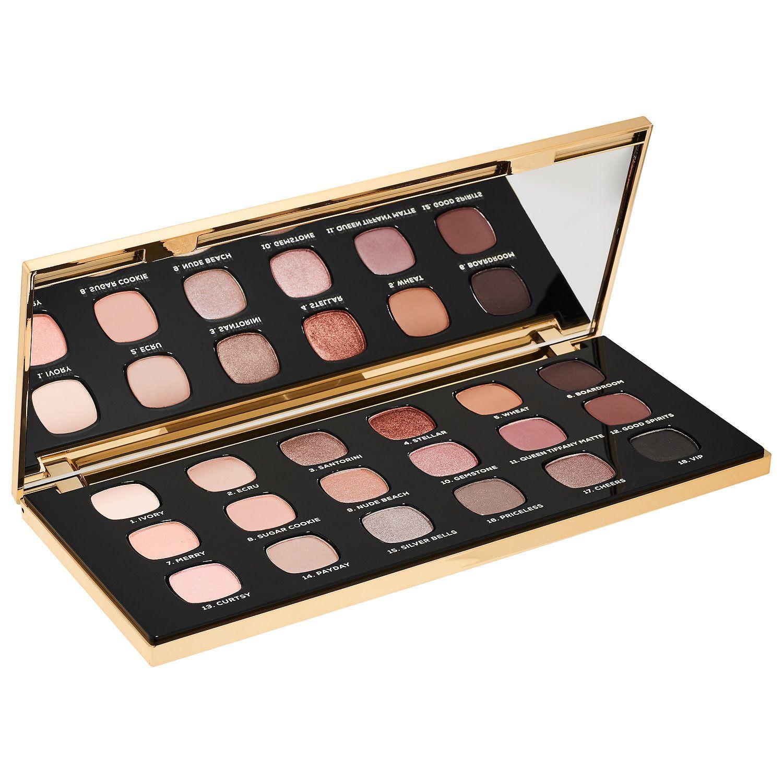 The Hidden Treasure Ready 18 0 Eyeshadow Palette Bareminerals Sephora