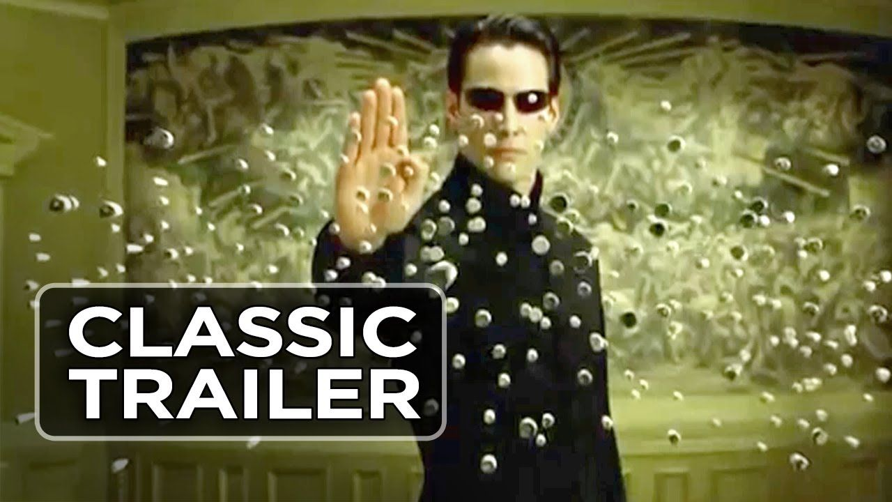 The Matrix Reloaded (2003) Official Trailer 1 Keanu