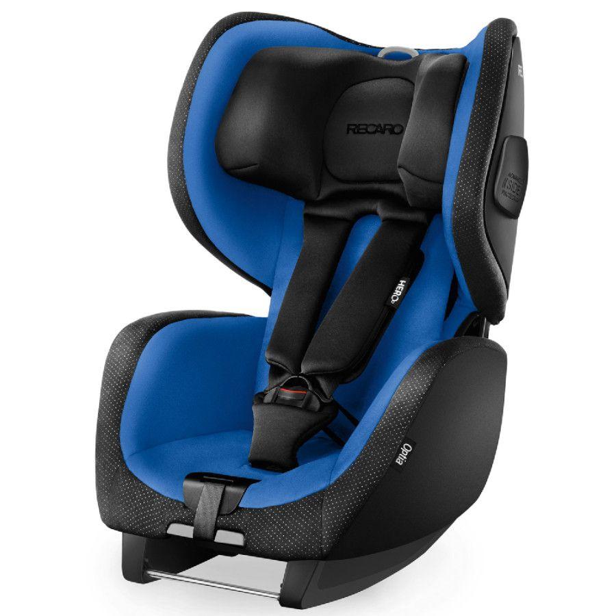 Recaro Autostoel Optia Saphir Autostoeltjes Autostoel