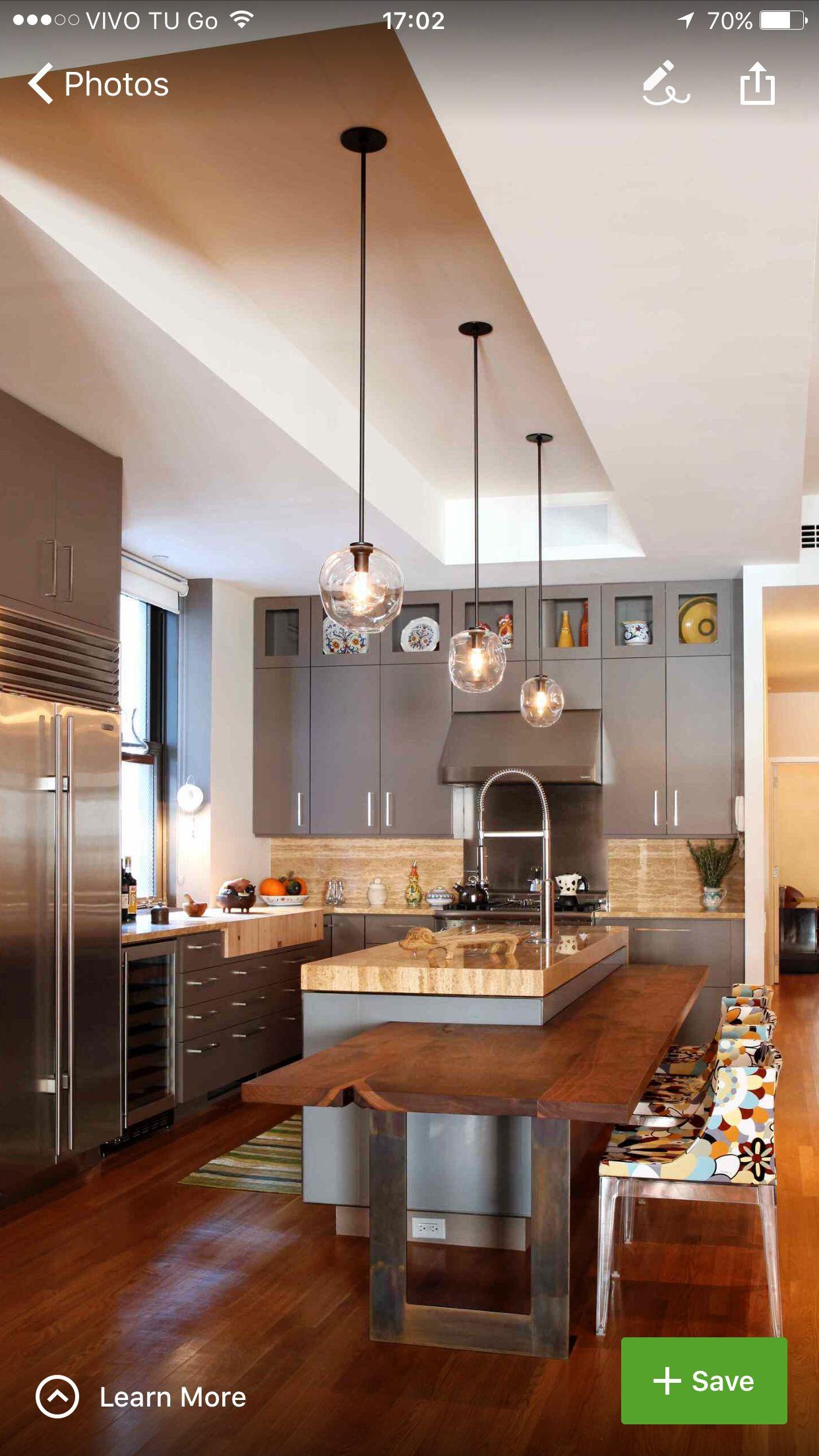 Pin Do A Liz Charles Em In The Kitchen Pinterest ~ Fogao A Lenha Cozinha Moderna