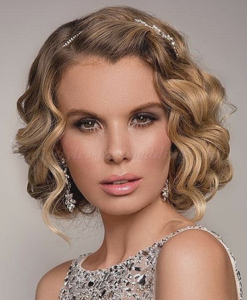 Simple Wedding Hairstyles for Bobs Best Home Design Cool ...