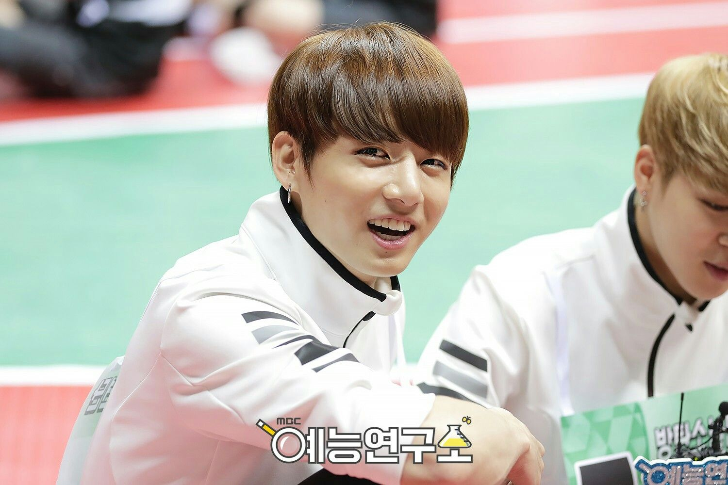 Jungkook and Jimin ❤ ISAC 2016 #BTS #방탄소년단