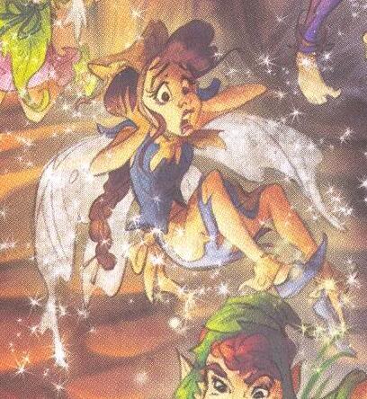 Pixie Hollow Create a Fairy | RHIA