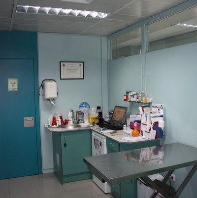 Acabamos La Semana Presentando Una De Las Salas De Clinica Veterinaria Loranca Te Suena Este Lugar Es Una De Consultorio Veterinario Veterinaria Consultorio