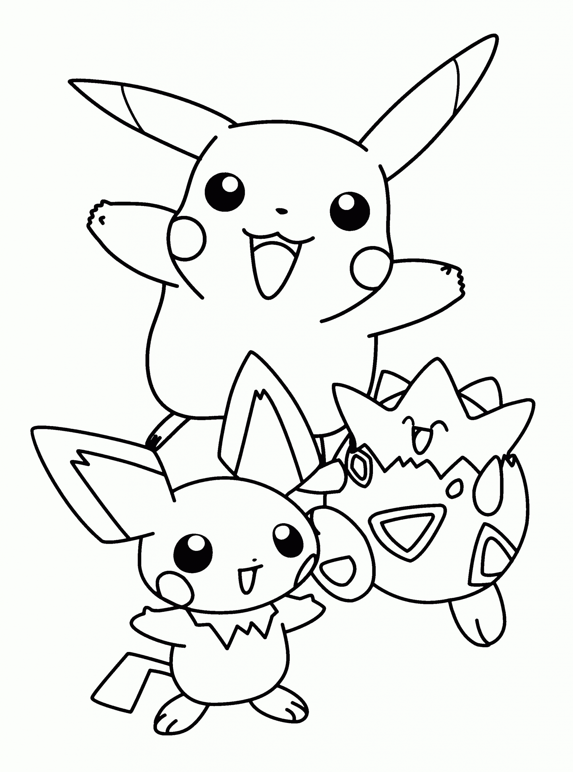 Pokemon Coloring Page Free Youngandtae Com In 2020 Pokemon Coloring Sheets Pokemon Coloring Pages Pokemon Coloring