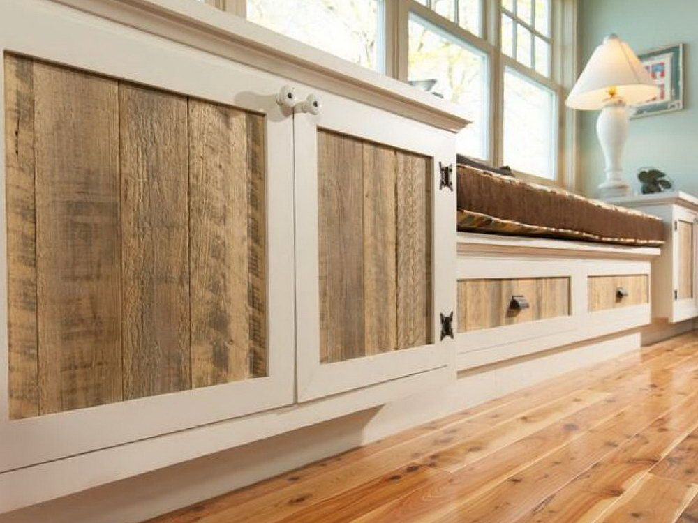 How To Make Kitchen Cabinet Doors From Pallets Light Wood Kitchen